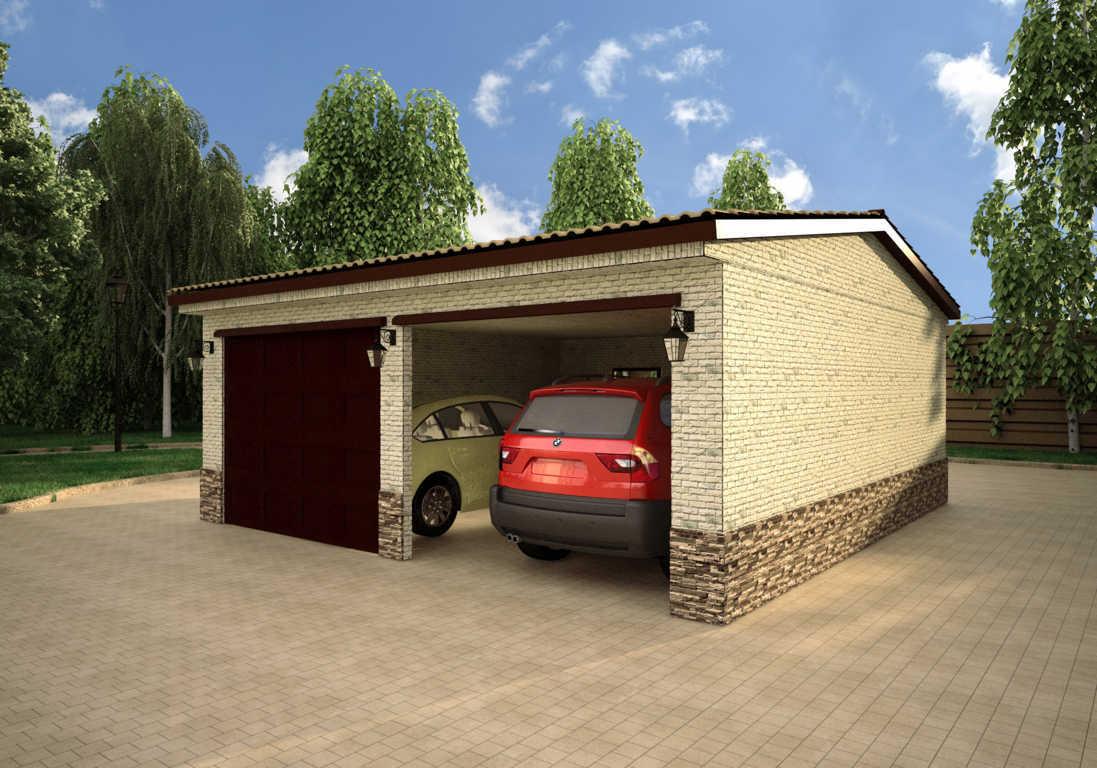 Строительство и ремонт гаражей в Новосибирске