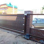 Ремонт и замена откатных ворот для гаража Alutech (Алютех)