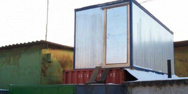 Построить гараж в Новосибирске