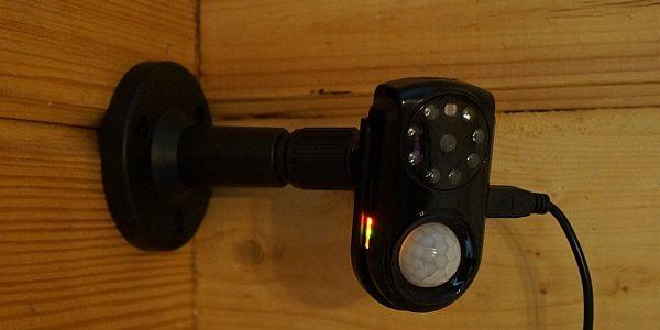 Сигнализация для дачи с gsm модулем и камерой