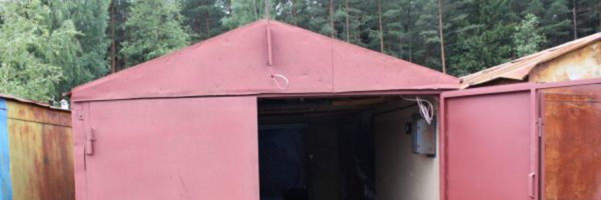 Продажа гаража в Новосибирске