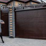 Ремонт рулонных (ролетных) ворот DoorHan