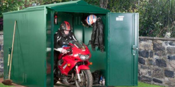 Гараж для мотоцикла купить (бу и новые)