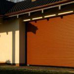 Установка рулонных ворот для гаража Alutech (Алютех)