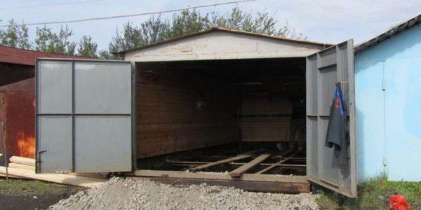 Легализация самовольно построенных гаражей