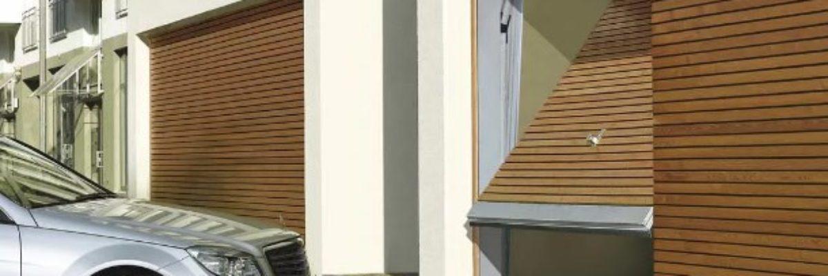 Ремонт подъемно-поворотных гаражных ворот фирмы Hormann