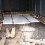 Как поднять ижорский гараж