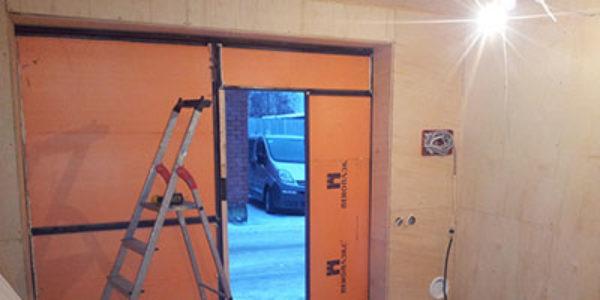 Поставка и монтаж электрики для гаража