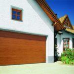 Установка ворот для гаража Hormann