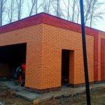 Строительство гаража в Новосибирске